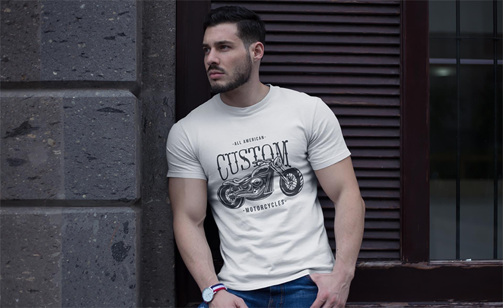 d3b73e6482b3 6 tipov pre muža ako si vybrať ideálne tričko a vyzerať v ňom dokonale -